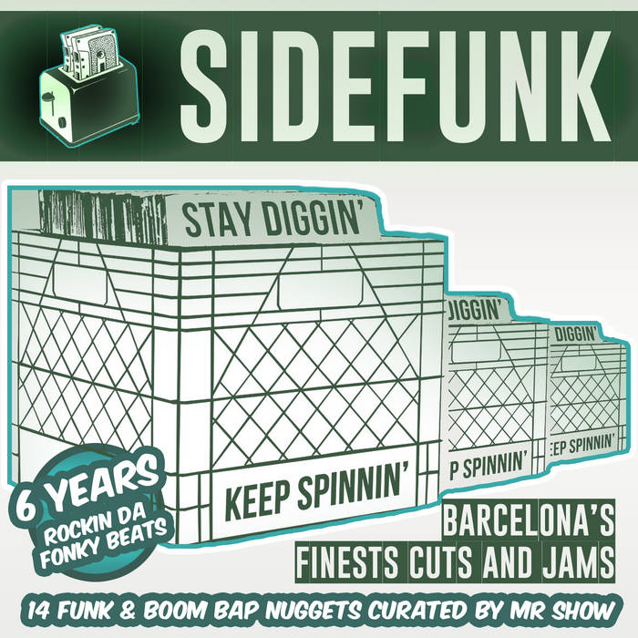 SIDEFUNK 6 YEARS COMPILATION